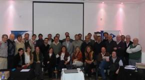 Reuniones de capacitación en Pehuajó y Corrientes