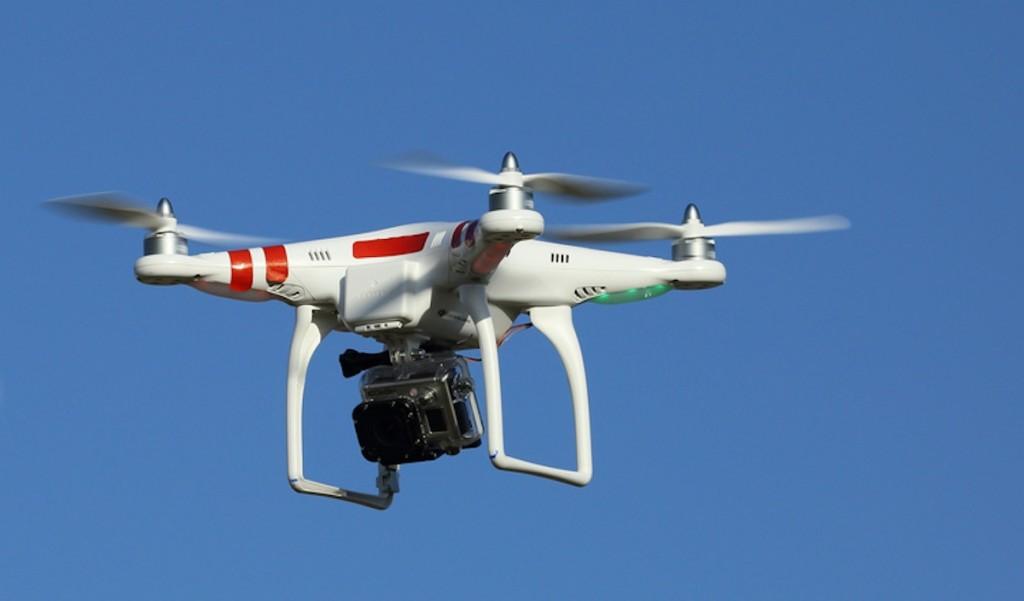 dron para roller actualidad