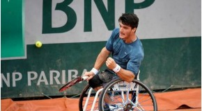 Gustavo Fernández, campeón en Roland Garros