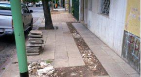 BALDOSA FLOJA: NO SÓLO SALPICA SI LE PONEN EL PIE…