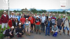 Los agentes de LA SEGUNDA SEGUROS viajaron al Dakar