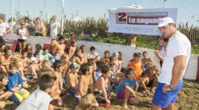 """""""NetVos y los eventos del verano"""", la campaña de LA SEGUNDA SEGUROS en MDQ"""