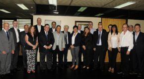 Seguros Rivadavia recibió a la Junta Directiva de ICMIF / Américas