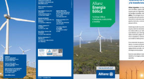 Allianz amplía su cartera de productos sustentables con Allianz Energía Eólica