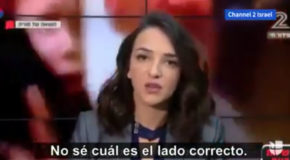Lucy Aharish, periodista árabe-israelí