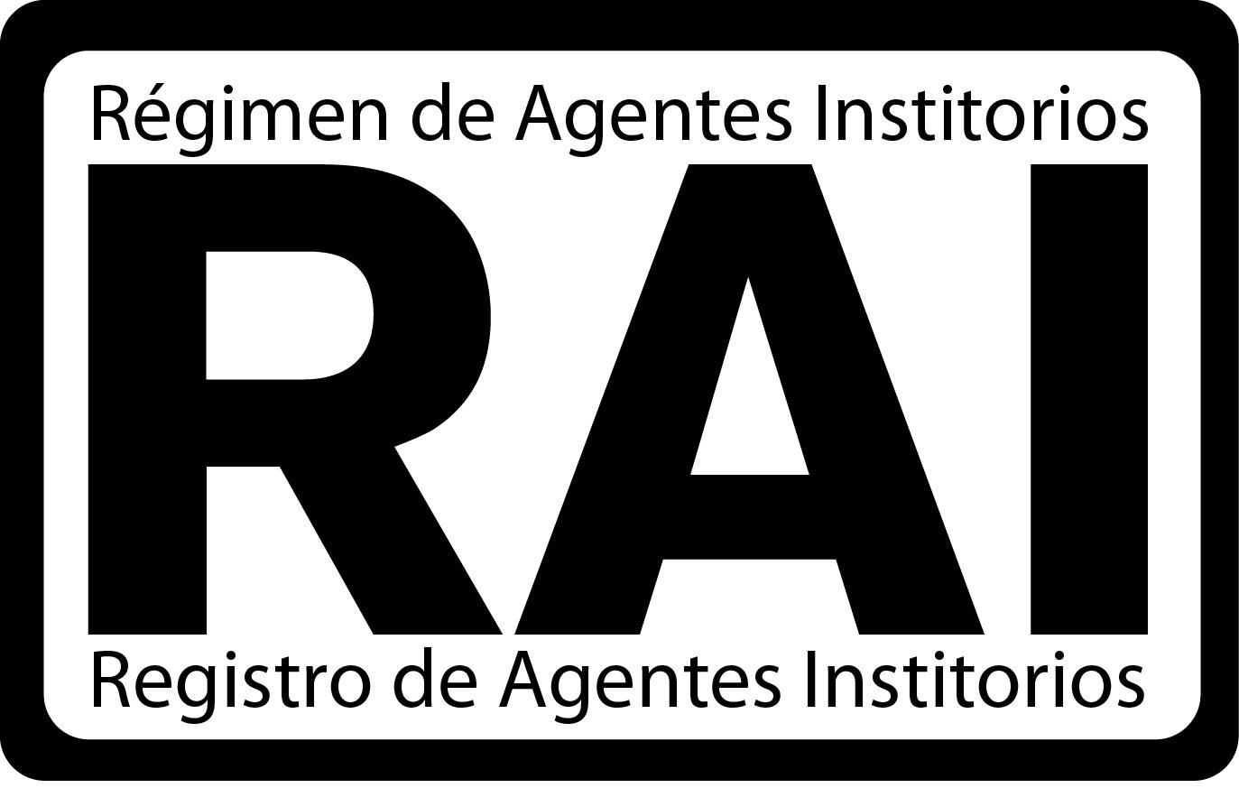 Régimen Agentes Institorios