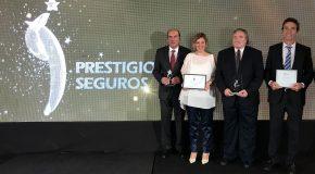 Mercantil andina nuevamente multipremiada en los Premios Prestigio Seguros