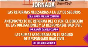 JORNADA DE DERECHO DEL SEGURO – COLEGIO DE ABOGADOS DE CÓRDOBA – 8 DE NOVIEMBRE