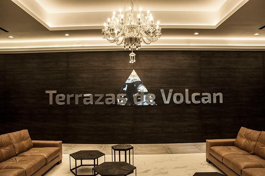 El Seguro En Acción Inauguró Terrazas De Volcán