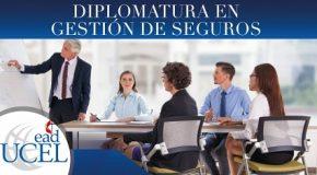 DIPLOMATURA UNIVERSITARIA EN GESTIÓN DE SEGUROS – A DISTANCIA – INICIO 08/08/2019 – DURACIÓN 3 MESES (12 SEMANAS)