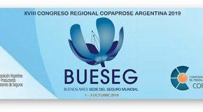Del 1 al 4 de octubre, se llevará a cabo BUESEG 2019.