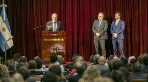 Hecker asumió como nuevo Presidente del Banco Nación