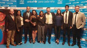 Chubb participa de la IV Cena anual de UNICEF