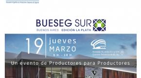 Llega BUESEG a La Plata