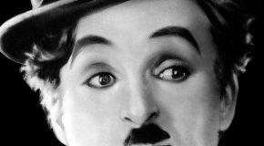 """""""La violetera"""" y Charles Chaplin"""