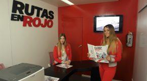 """El Móvil """"Rutas en Rojo"""" del Grupo Sancor Seguros"""