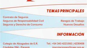 XVIII CONGRESO NACIONAL E INTERNACIONAL DE DERECHO DE SEGUROS