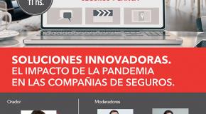 """AMBA organiza el webinar Seguros y Banca: """"Soluciones innovadoras. El impacto de la pandemia en las Compañías de seguros."""""""