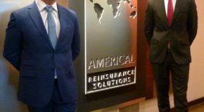Stefano Marzotta y Germán Rodríguez, de Americal Reinsurance Solutions: impacto de la pandemia en el reaseguro.