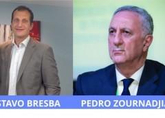 Tecnología con Gustavo Bresba, y Capacitación con Pedro Zournadjian. Mercado Libre es AI.